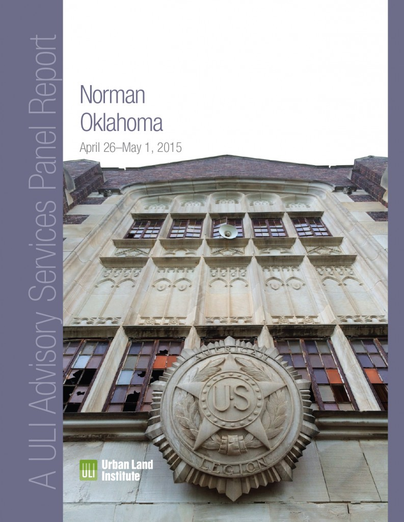 Norman Report Cover
